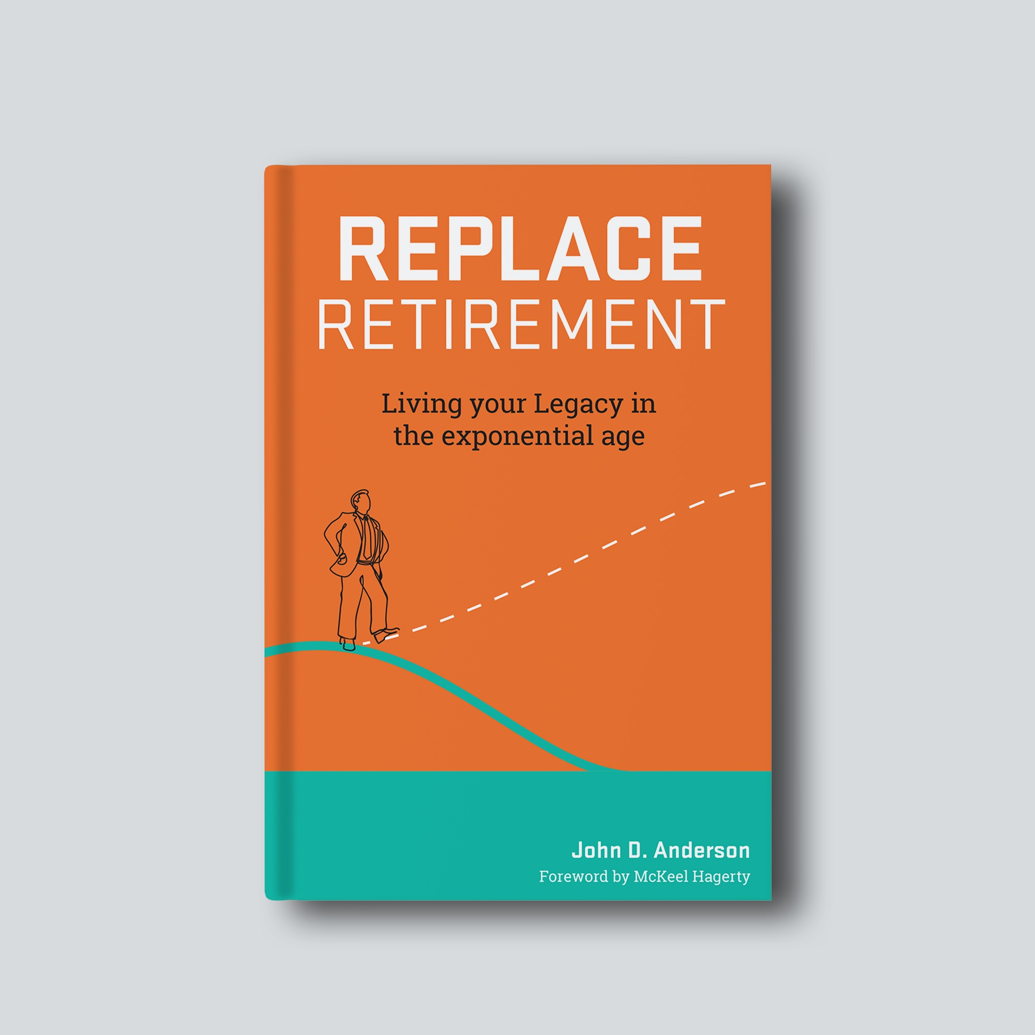 Replace Retirement Book Cover