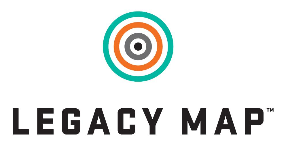 Legacy Map Logo