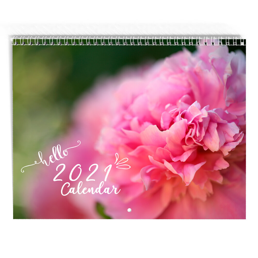 Calendar 2021 — Rosemary Danielis   Author/Photographer