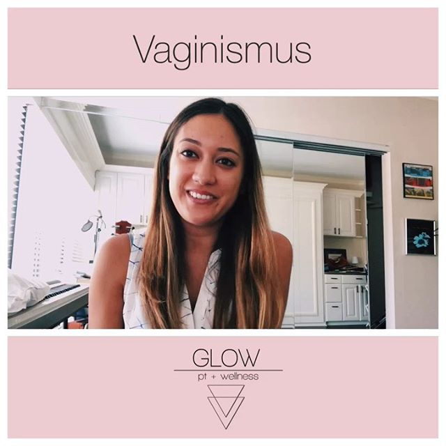 🌸Who do I treat? — People with Vaginismus - Vaginismus is a condition in which the pelvic floor muscles are in involuntary spasm, making any sort of penetration difficult to impossible. - This isn't just about sex either - Vaginismus can also affect a women's ability to insert a tampon or get a pelvic exam by her gynecologist. - Vaginismus is a complex condition requiring a holistic, team approach. 👯♀️ As part of your team, pelvic floor PT helps to gently stretch the pelvic floor muscles while also teaching the muscles and nerves that stretch is ok. 👍🏽 A combination of internal and external manual therapy is typically used as well as mindfulness practices, exercises, and stretches.💆🏽♀️ - ⭐️Other healthcare providers you also may want on your team include: a gynecologist who understands vaginismus well, a therapist, a sex therapist, and/or acupuncturist - ⭐️Vaginismus is certainly treatable with the right approach - get help today! - Have questions? Ask them here! Wanna work with me? Let me know! Make an appt with me at the Berlin Wellness Group on Tuesdays and Thursdays or I also make house calls 👏🏽👏🏽 Email me at anna@glowptandwellness.com ————————————— #youglowgirl #womenshealth #vaginismus #pelvicpain #painfulsex #chronicpelvicpain #tampontrouble #pelvicfloorpt #pelvicpt #womenshealthpt #glowyourpelvicfloorgirl