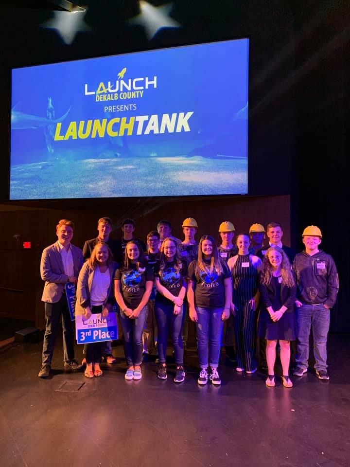 All of the 2019 Launch Tank Contestants