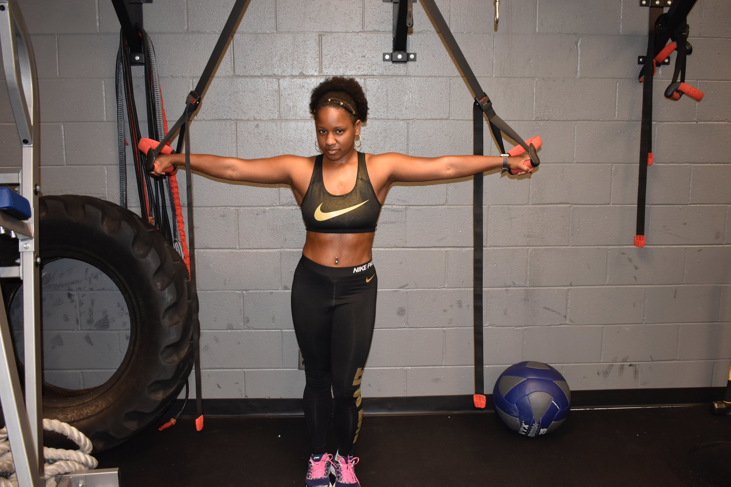 - Join Shante on a journey to get your body defined and sculpted. She offers private sessions, group classes or private group sessions for your corporate offices, schools, sports teams, friend meet ups, etc. Combination training introduces dynamic sequences that flow while burning calories at the same time. Shante will make sure you are using the proper technique and form throughout your workout session to prevent injuries. SAFETY FIRST!! Benefits of the combination class is burning that excess fat that we all want to shed, it is easy on the joints (no jumping), it is a low impact yet very effective training class, available for all workout levels (beginners to advanced), easy to follow, improving flexibility and agility while creating strong muscles.