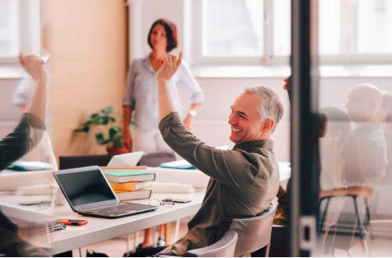 Hvorfor er en god bedriftskultur viktig for å gode resultater - sitat -