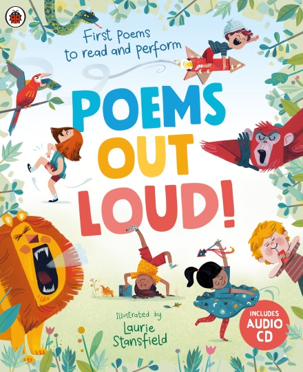 """- Poems Out Loud!September 2019Jay has contributed one poem - """"The Washing Up Liquid Ignited"""" Jay has contributed one poem - """"The Washing Up Liquid Ignited"""" to this collection for children aged 4+, featuring award-winning poets, brand new voices, hip-hop artists and spoken-word performers.Published by Ladybird Books"""