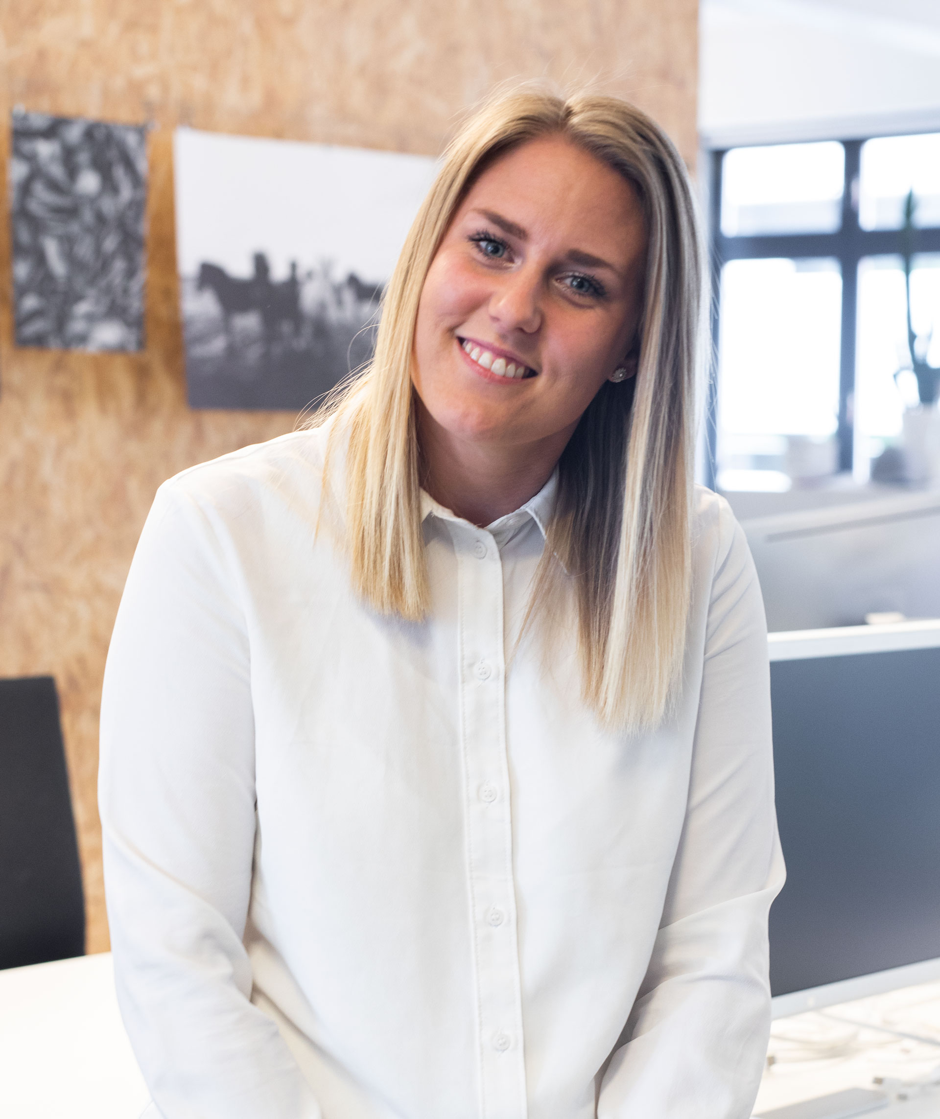 We're happy to welcome Marianne to our design team. Prior to her appointment with Strømme Throndsen, she worked in London. Used to creating within high demand - tight deadline projects, Marianne brings an exciting, high energy international flair to the team. -