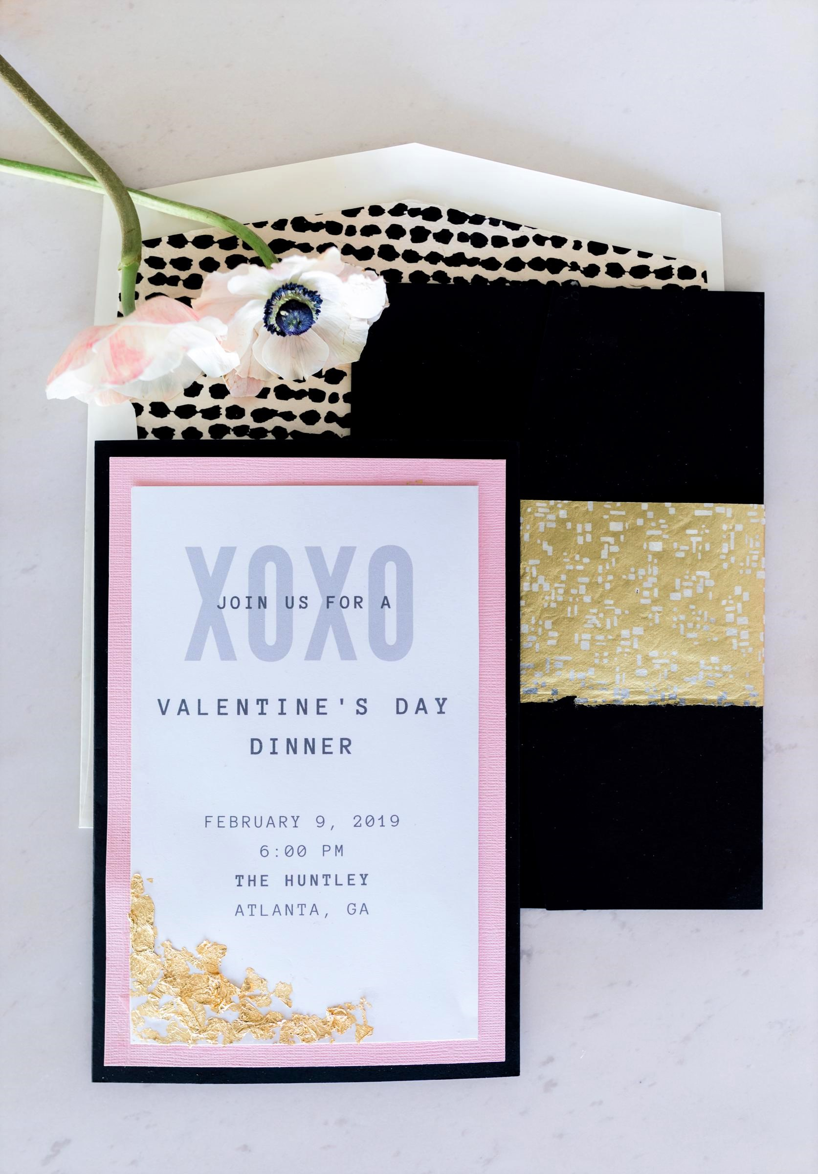 Gray Sage Event Design Valentine