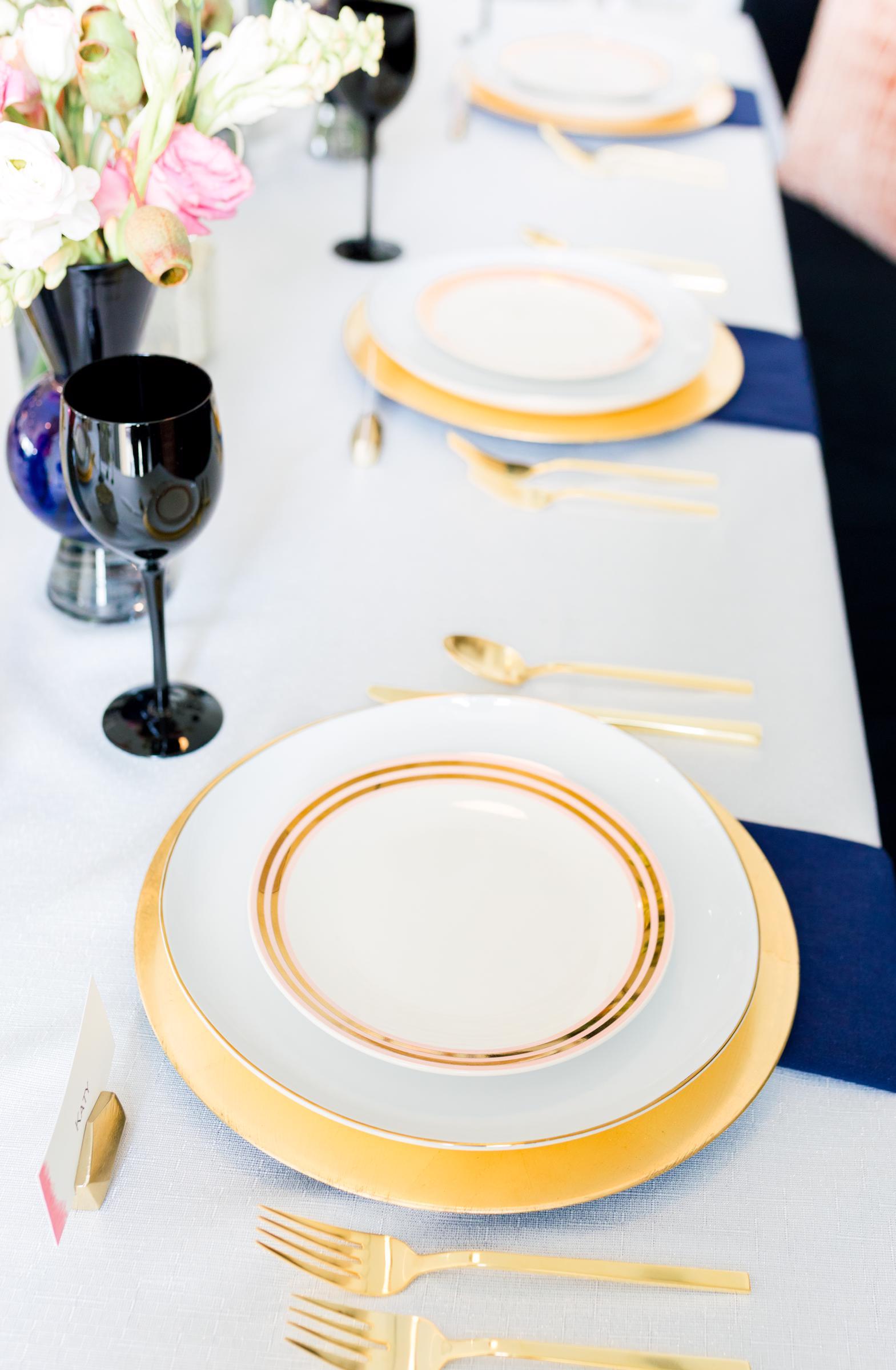 Gray Sage Event Design Atlanta Valentines Dinner