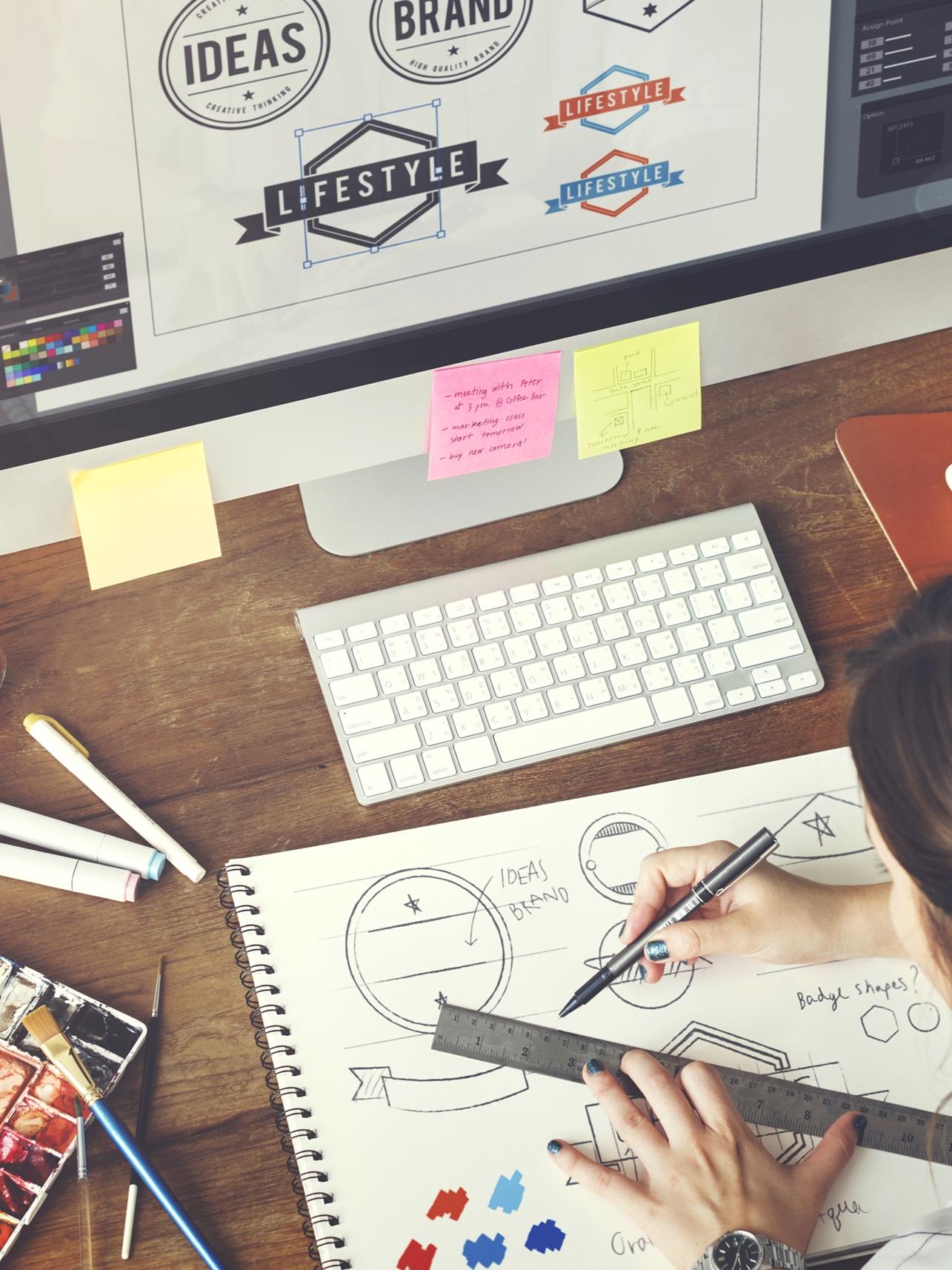 Digital Creative Studio Branding Services