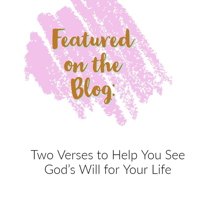 Do you ever wonder what God has planned for your life? Do you wonder what is His will or purpose for you? Then, I want to encourage you to read my latest blog post - Two verses to Help You See God's Will for Your Life. ⠀⠀⠀⠀⠀⠀⠀⠀⠀ ⠀⠀⠀⠀⠀⠀⠀⠀⠀ I am the one that was always hassling God about my purpose. And, there were alot of times that I wasn't clear. But, I have put in a season, where God told me to chill out, be still and listen. I noticed that it wasn't providing the answers, it just wasn't in the form I wanted or detailed enough for me. ⠀⠀⠀⠀⠀⠀⠀⠀⠀ But, now I am getting better at trusting in his plan and working on staying in His Will. Click the link in the bio or head on over to www.savingshannon.net/blog⠀⠀⠀⠀⠀⠀⠀⠀⠀ ⠀⠀⠀⠀⠀⠀⠀⠀⠀ #newblogpost #godswill #godsplan #purposedriven #purposedrivenlife #bible #biblequote #biblequotes #bibleinayear #biblereadingplan #readyourbible #lovegodgreatly #godslove #artandfaith #documentedfaith #biblejournalingcommunity #faithfulgod #biblestudymoments #biblestudyfellowship #studytheword⠀⠀⠀⠀⠀⠀⠀⠀⠀ #womensbiblestudy #womensministry #bibleverseoftheday #scriptureoftheday #dailyscripture #dailybibleverse #christianwoman #godisfaithful #biblejournal