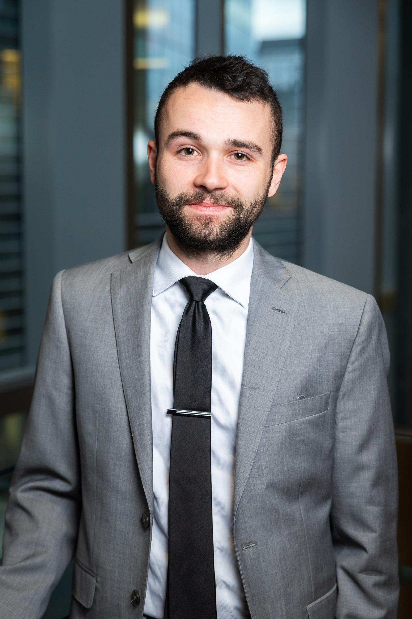 Alexander MacIsaac - Crisis Director