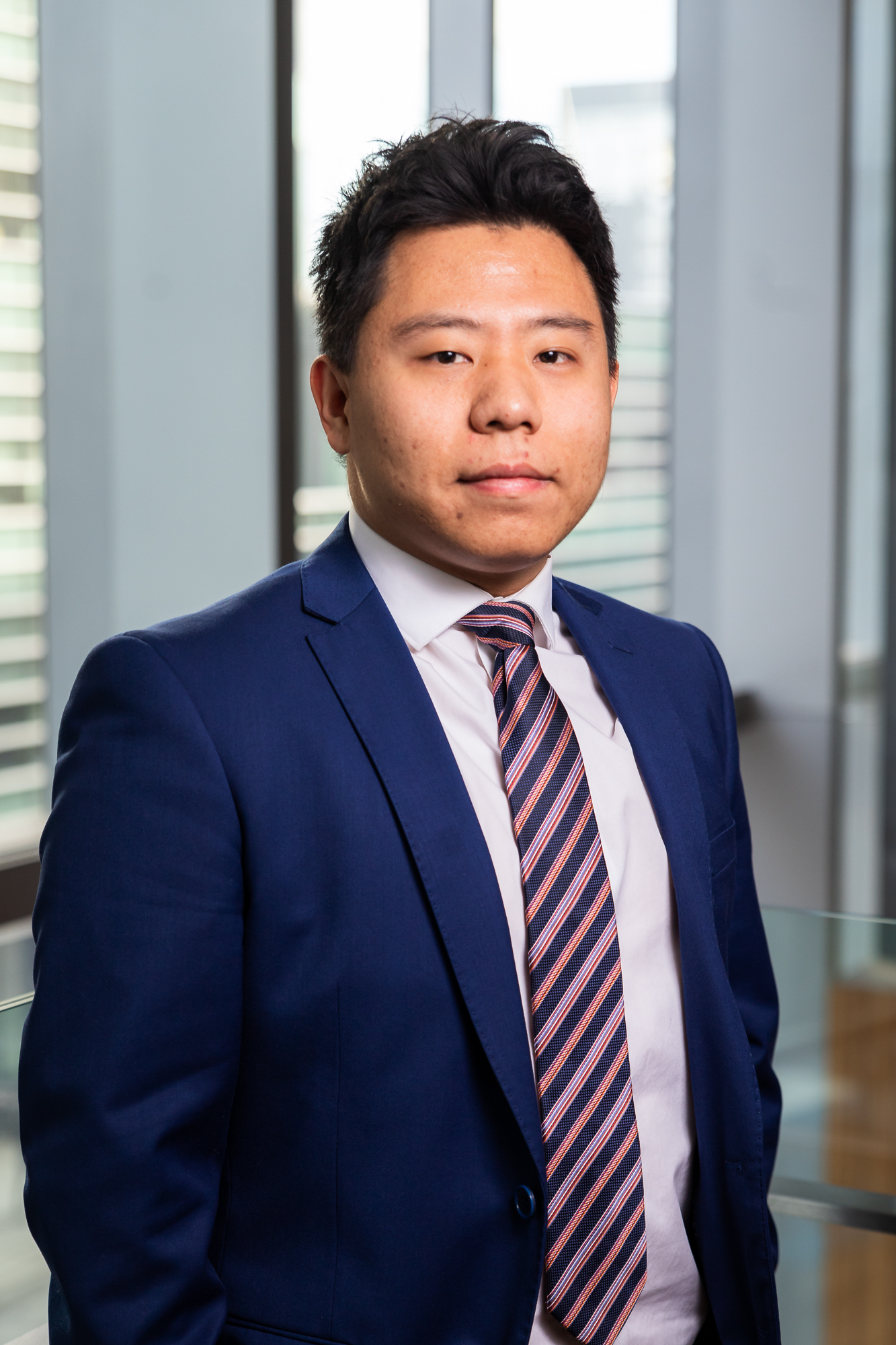 Bin Gao - Assistant Crisis Director