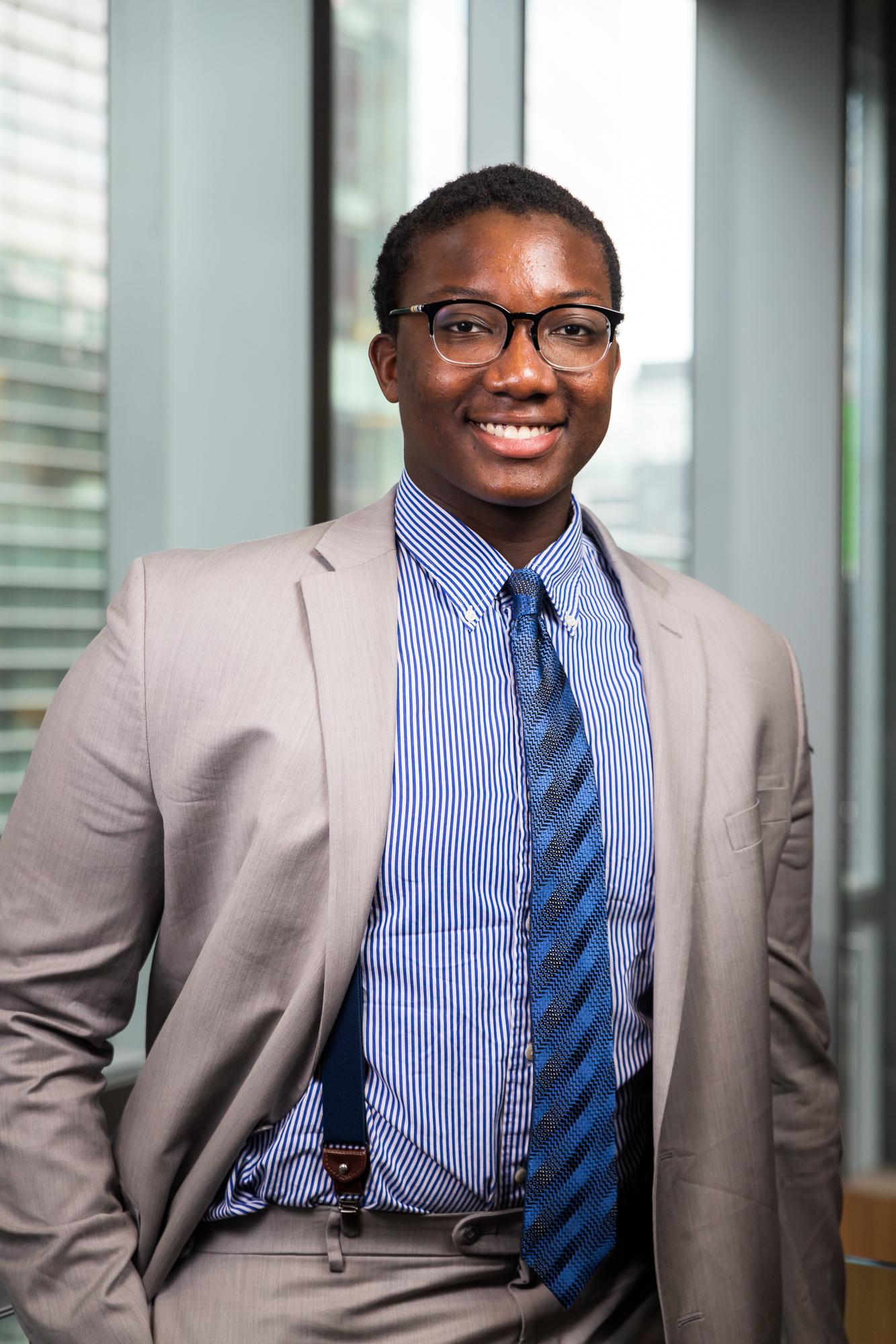 Ousmane Diagne - Vice-Chair