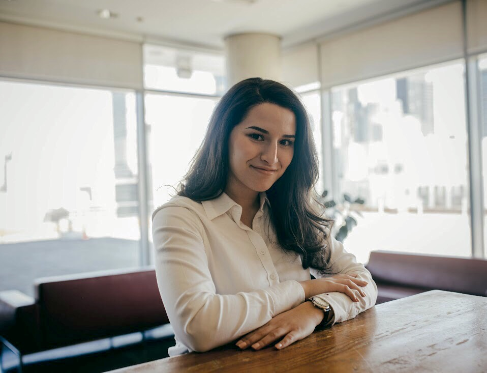 Nina Bouteldja - Vice-Chair