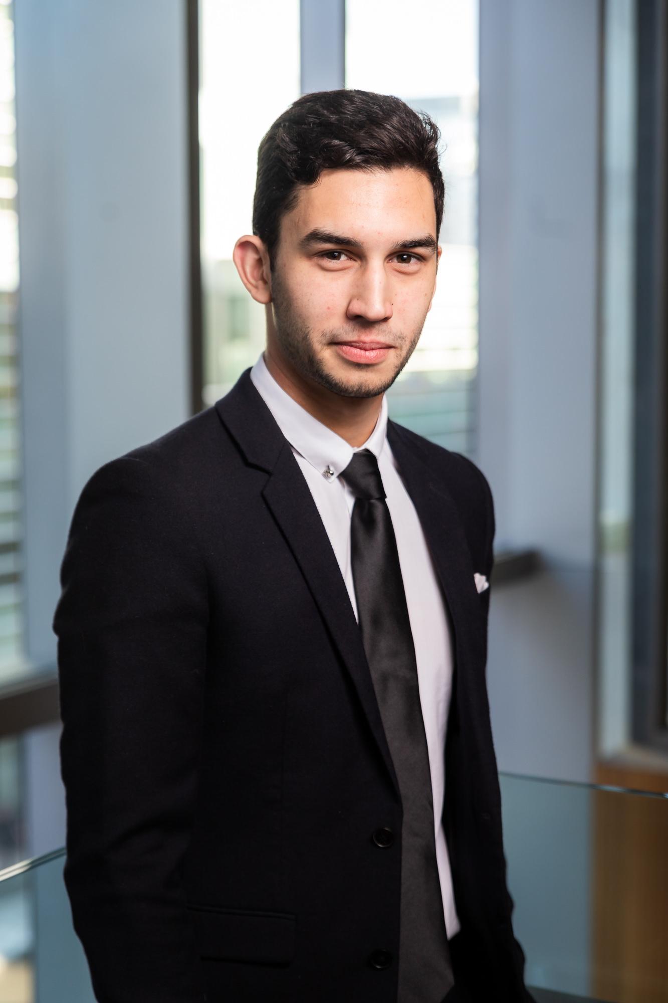Jonah Guez - Crisis Director