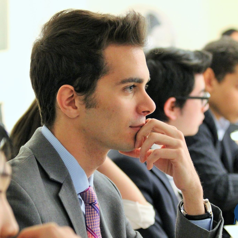 Andrew Fawaz - Crisis Director
