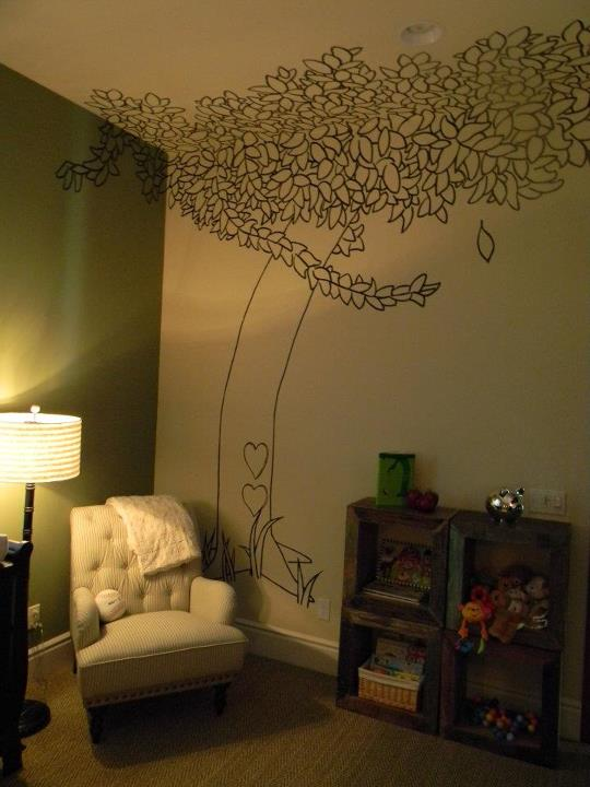 Private Residence - The Giving Tree