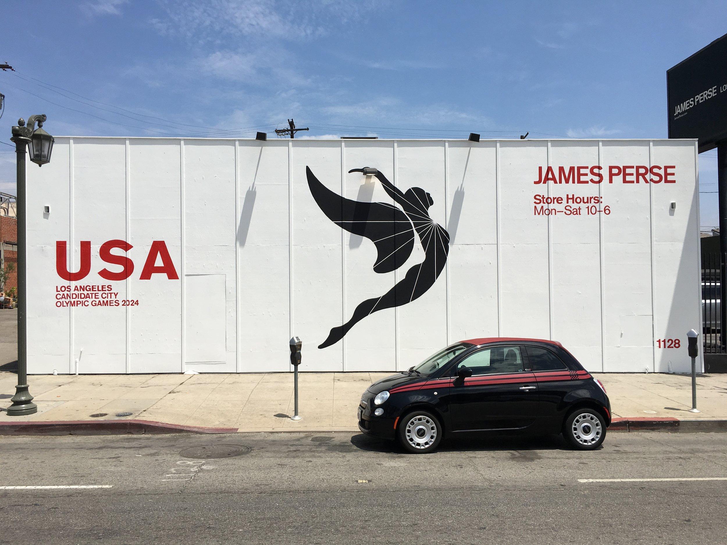 James Perse - Olympics