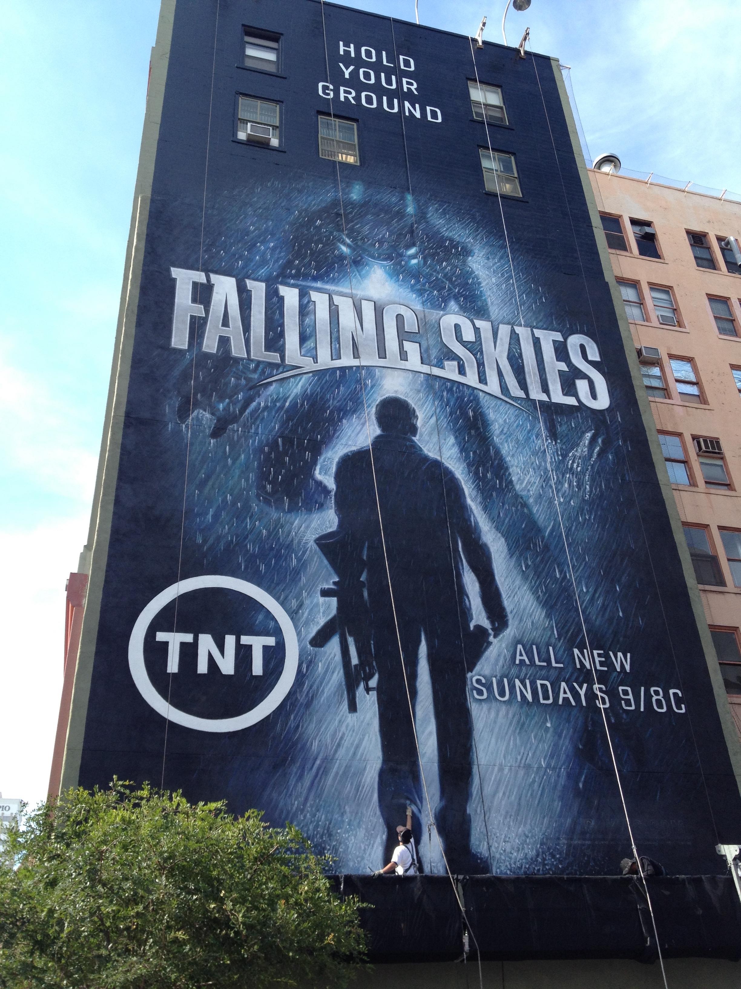 Falling Skies - TNT