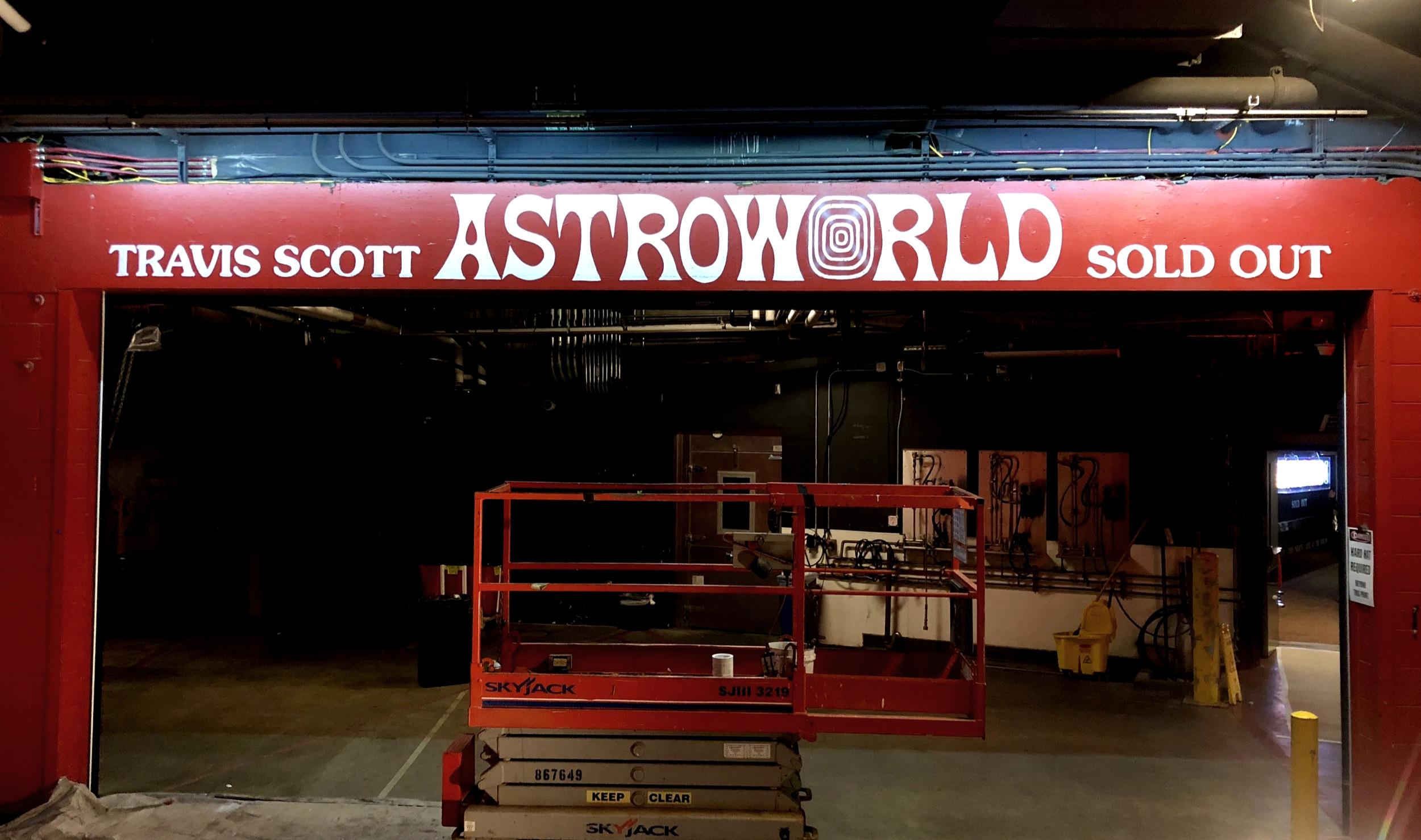 Travis Scott - Astroworld Tour