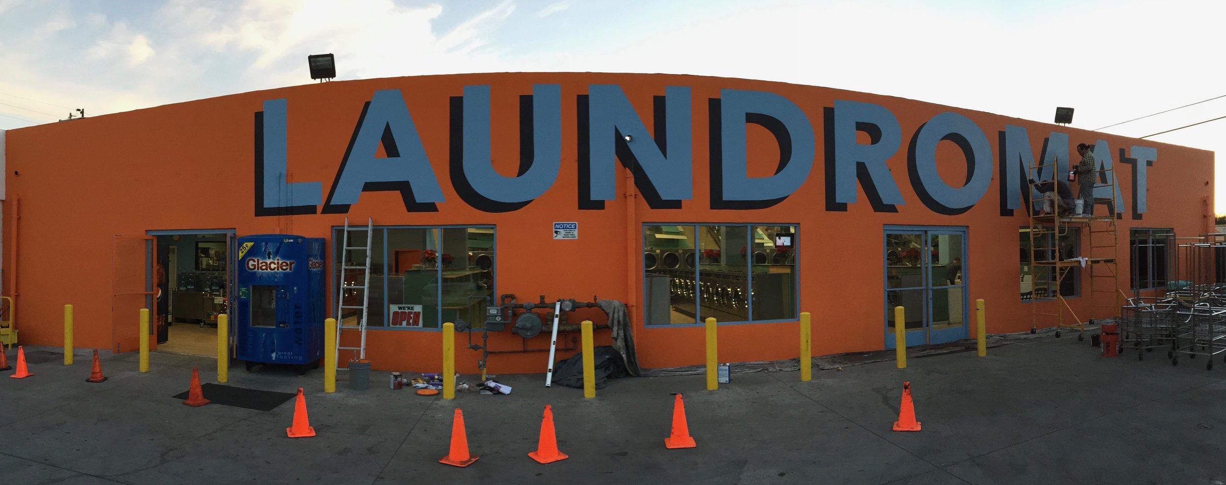"""Laundromat"""