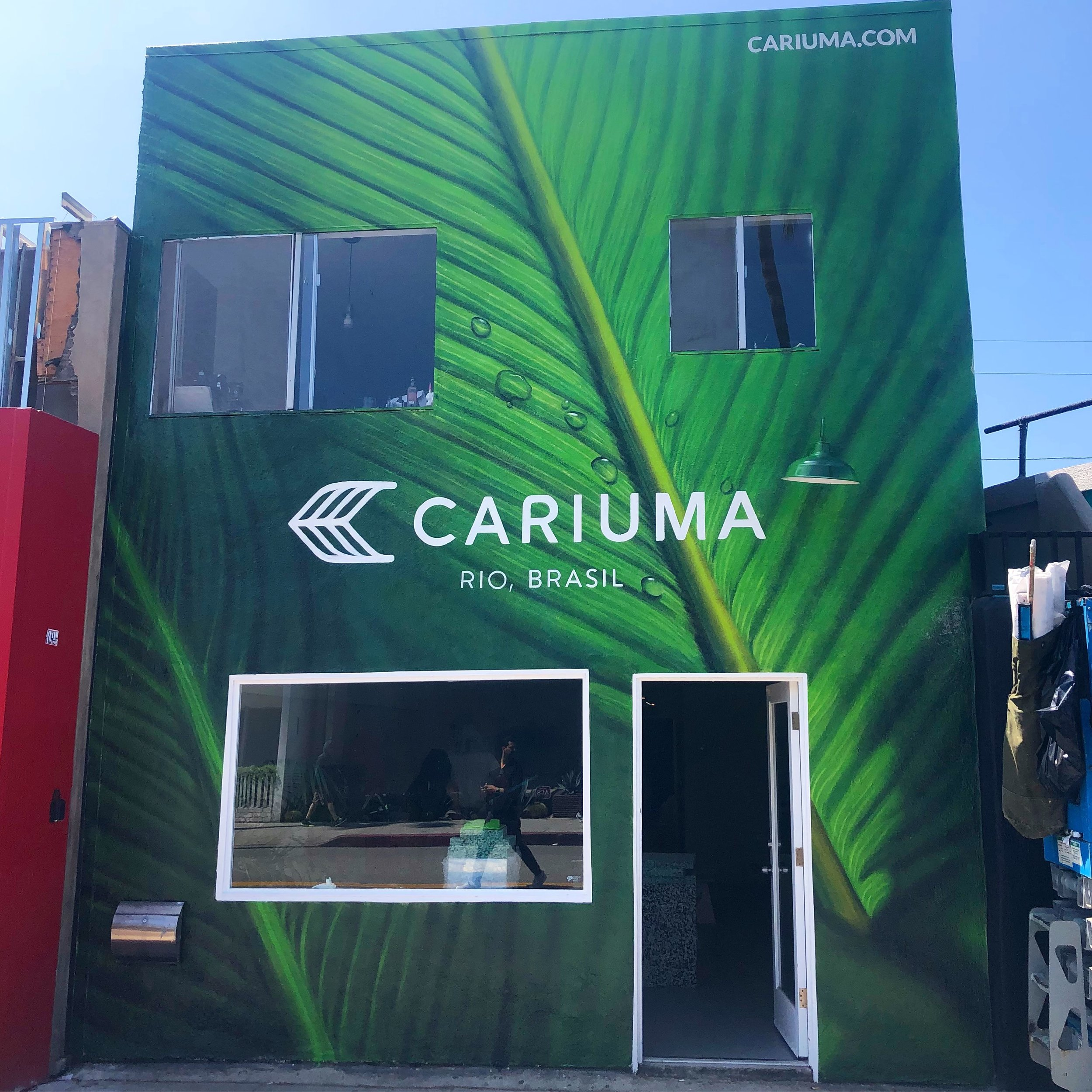 Cariuma Pop-Up - Venice Beach, CA
