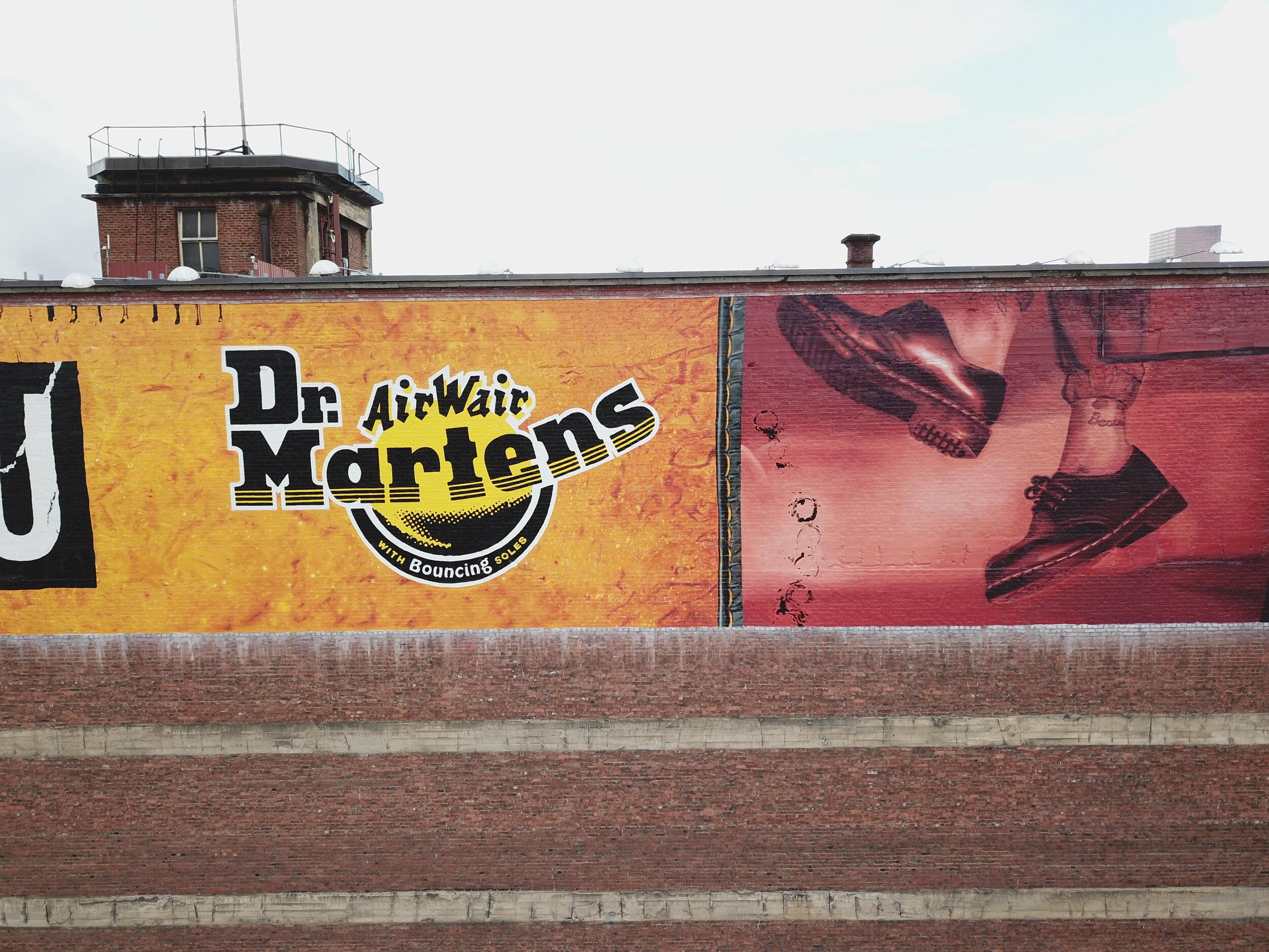 Doc Martens (Close Up 2)