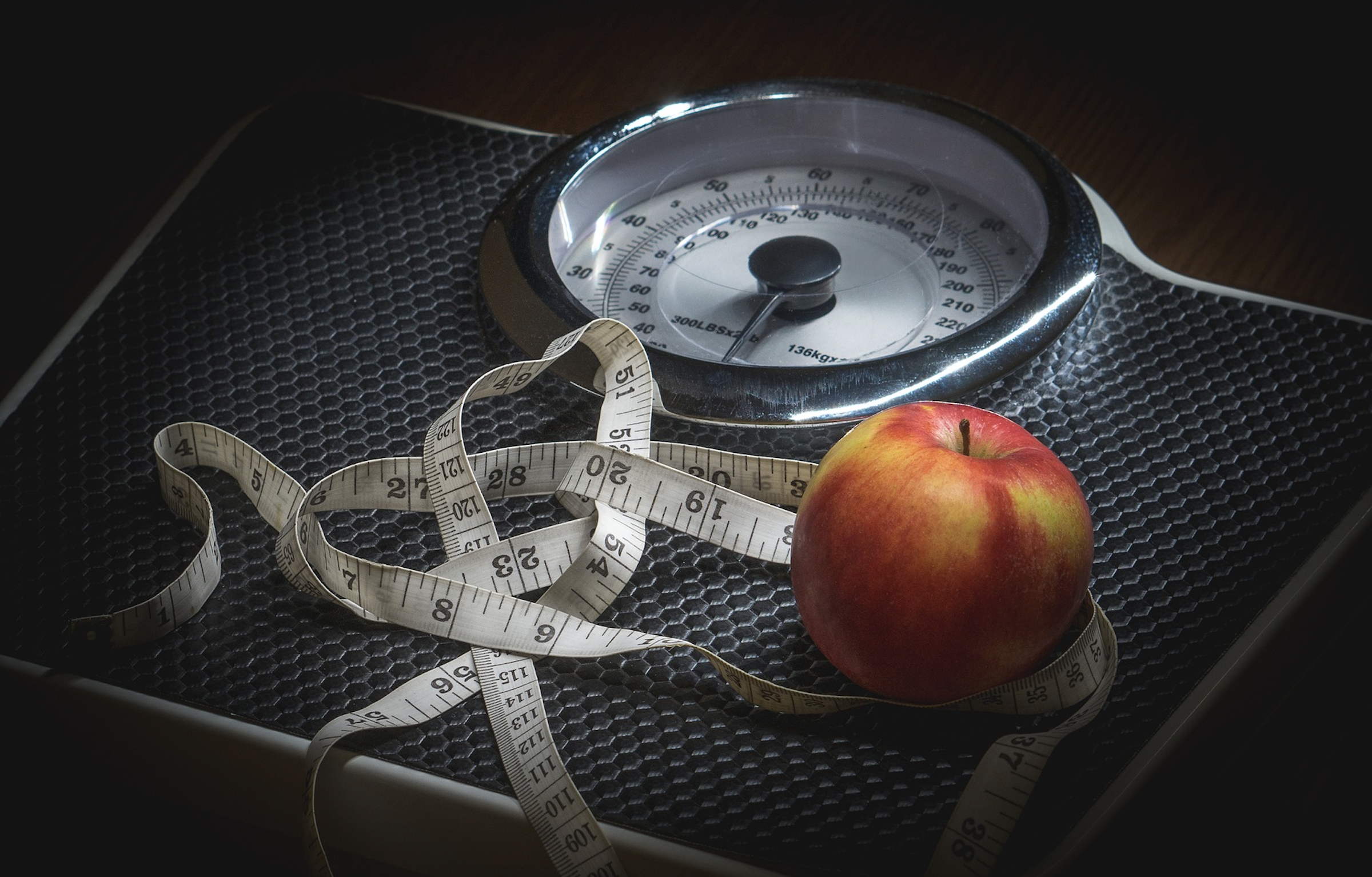 Our patients step on the scale and love what they see.