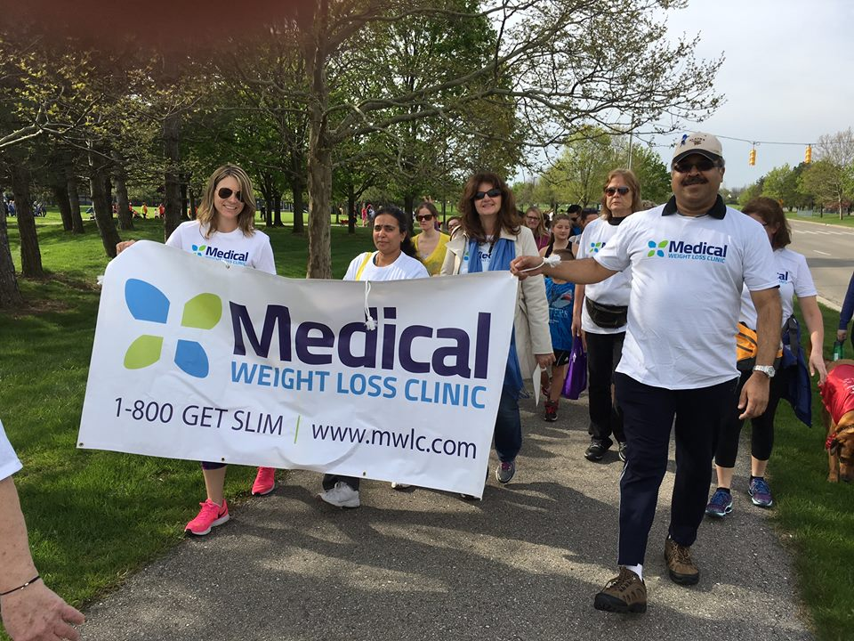 Medical Weight Loss Clinic supports several health organizations. Find out where our Honored Champions will be this year.