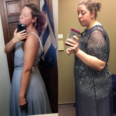 Megan Ling is on a healthier path since joining Medical Weight Loss Clinic – and it shows.