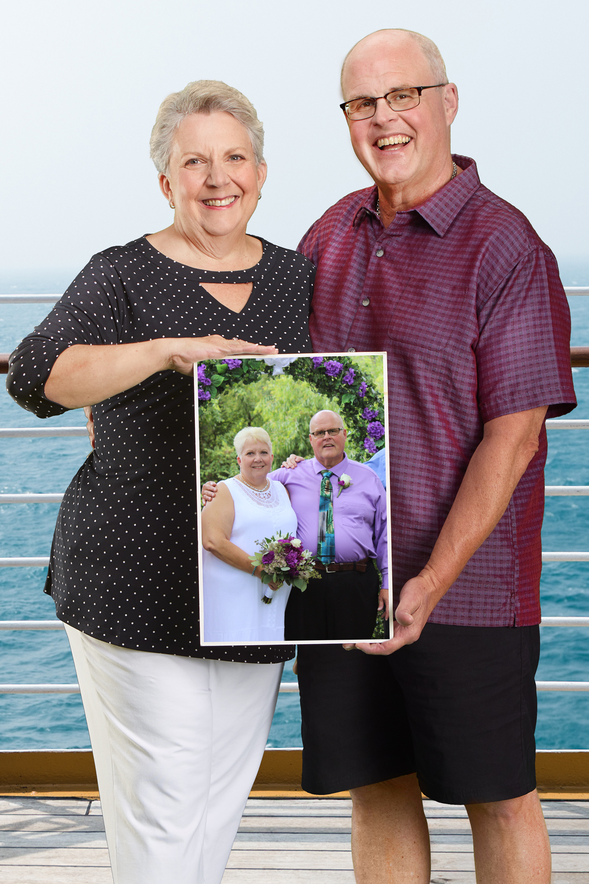 Cris and Tom Williams know success for our health goals can come in pairs.