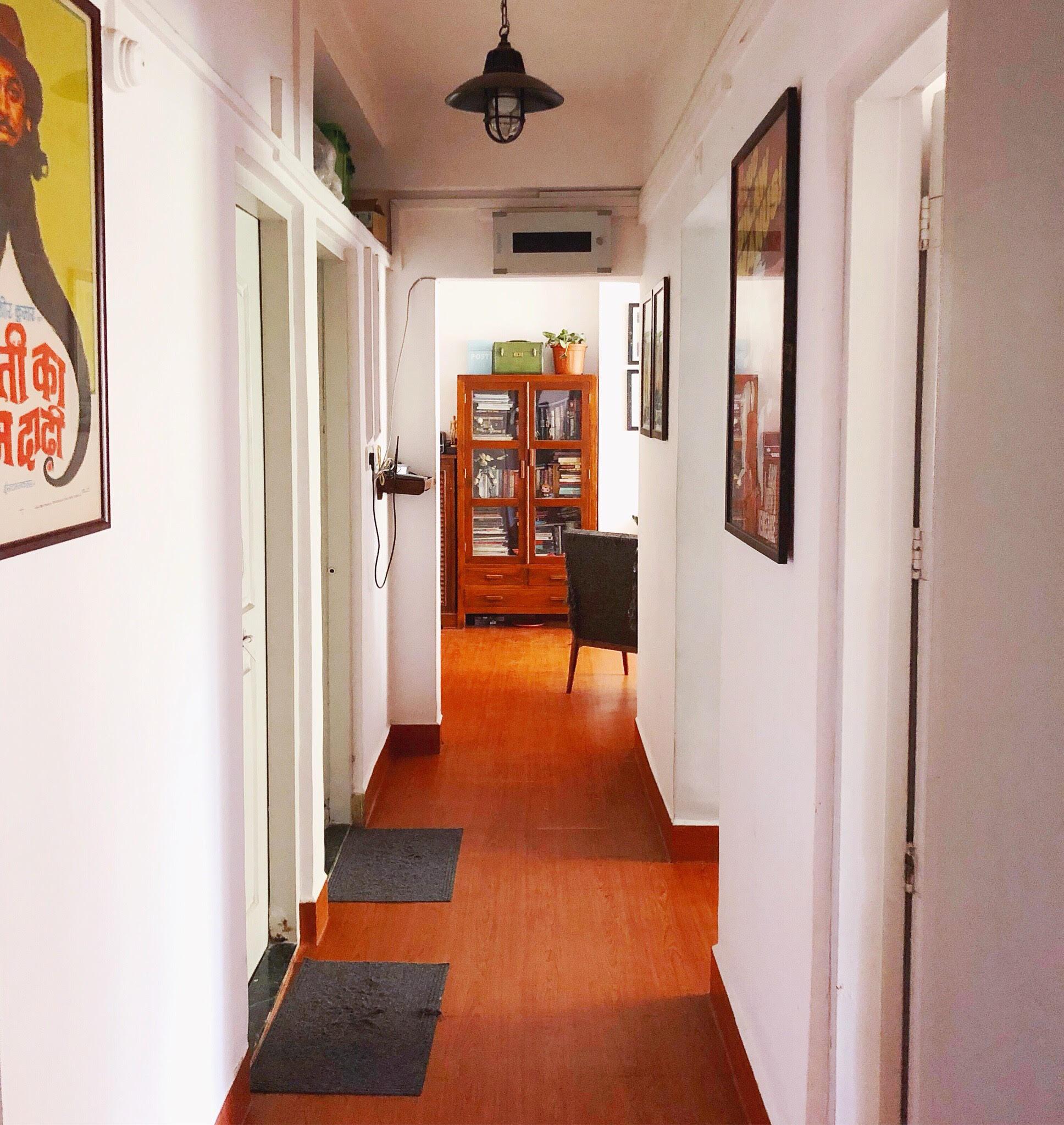 After. Bookshelf:  Oshiwara