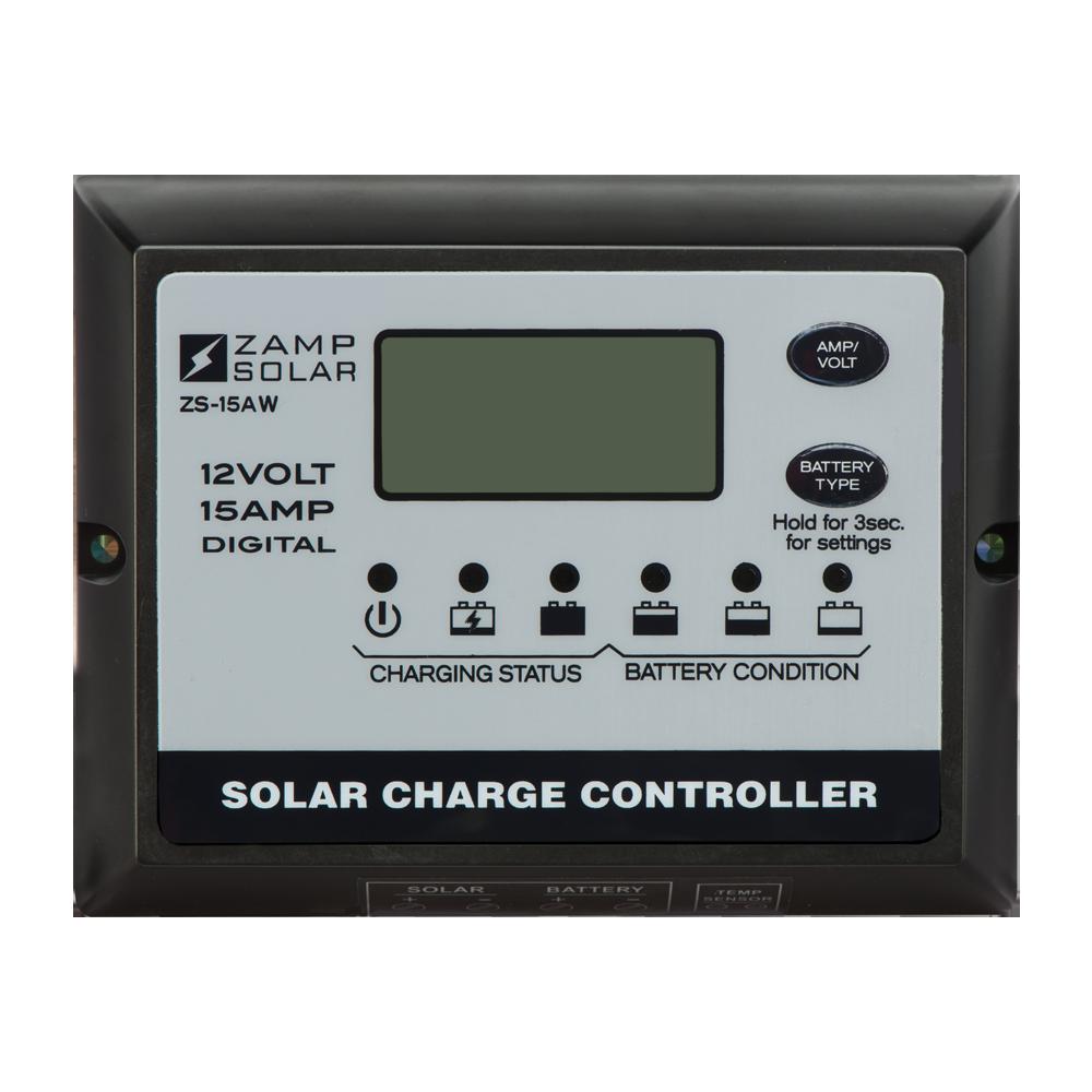 15 Amp Zamp Solar