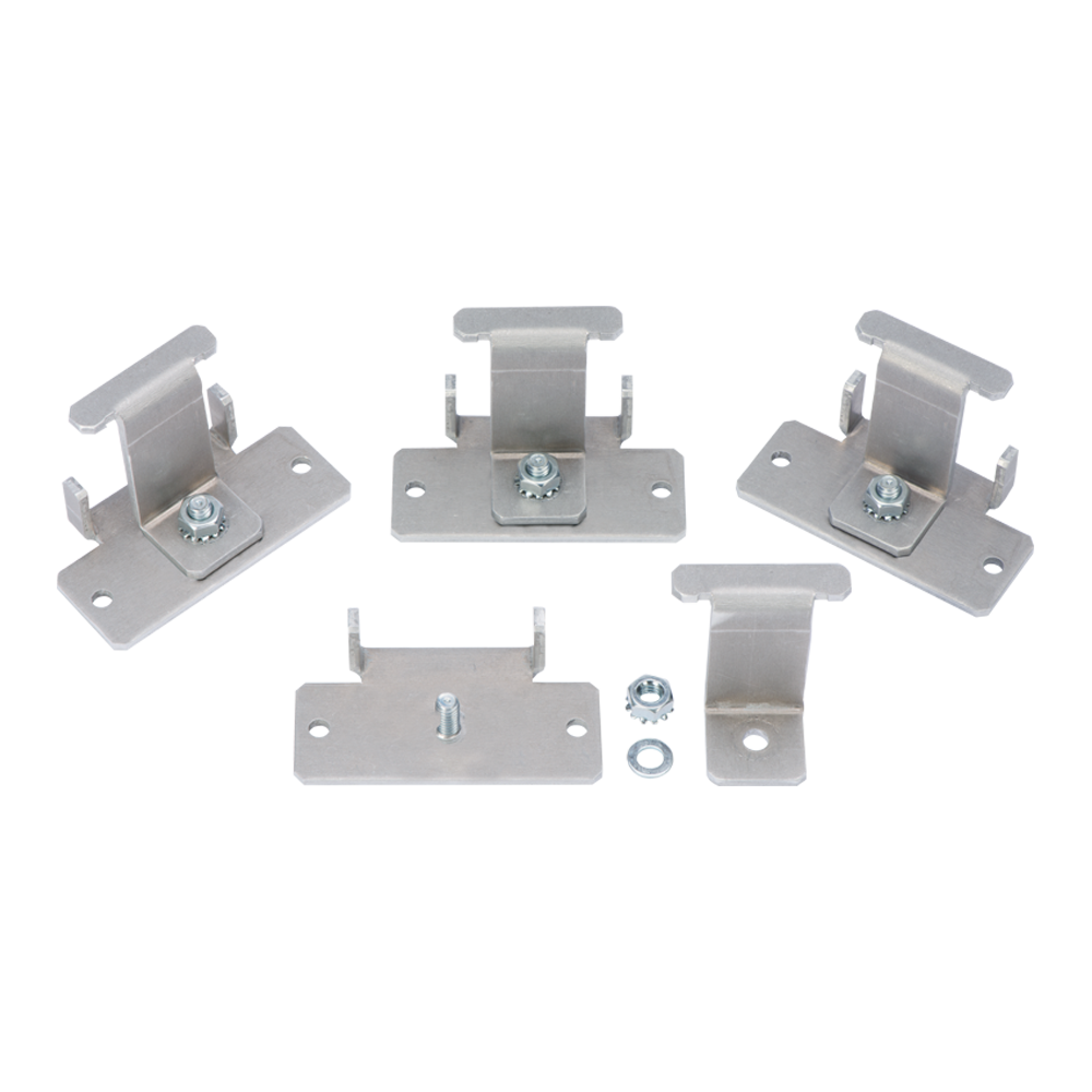 Omni-Mount Feet with Quick Release - PART NUMBER: ZS-MF-US