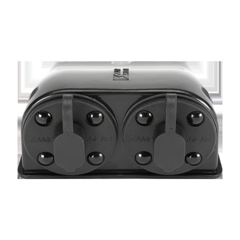 Double Port Roof Cap - PART NUMBER: ZS-2B-CAP