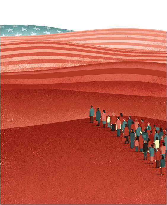 México es el país más transitado del planeta con migrantes de paso. El destino de muchos de ellos son los Estados Unidos.