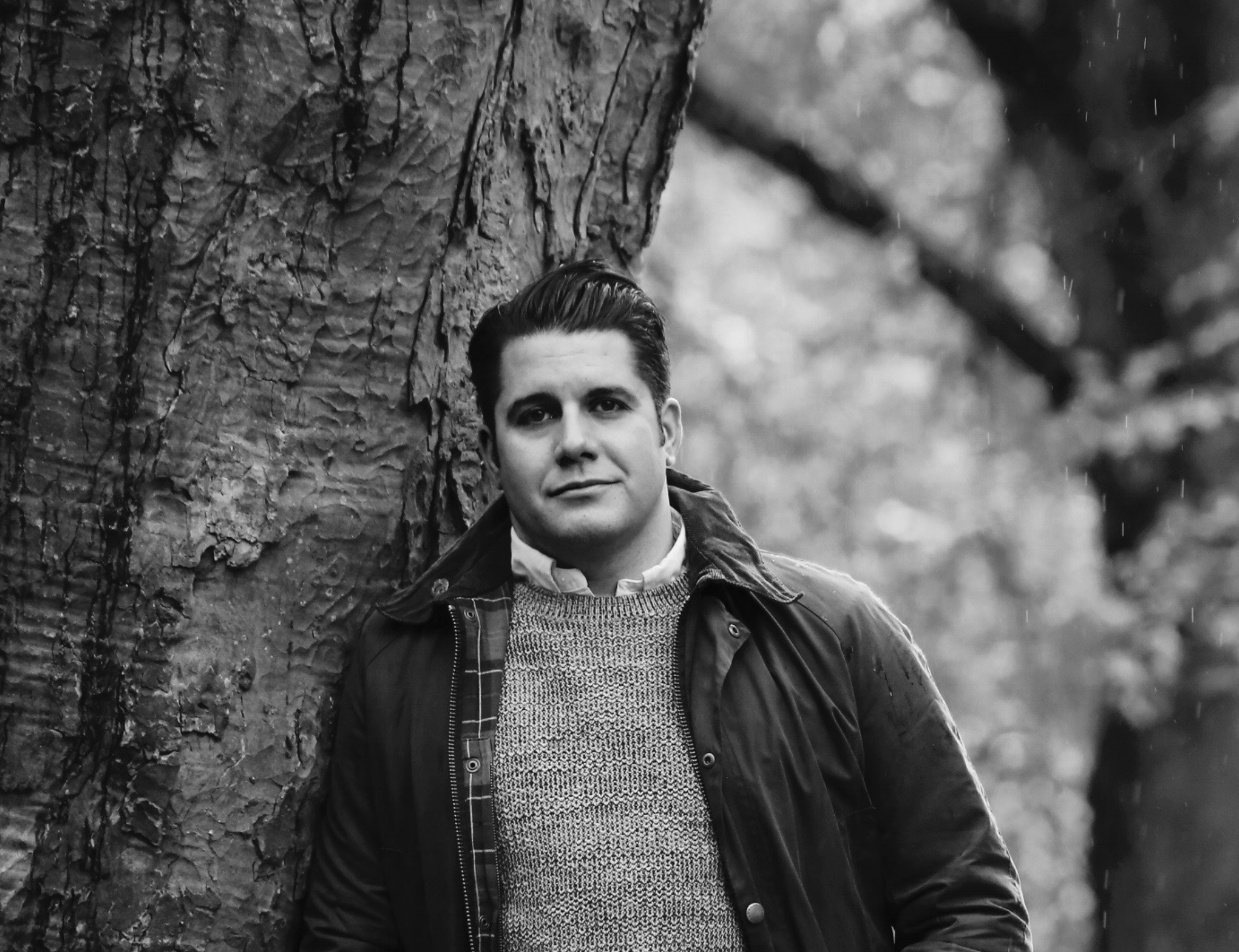 Andrew Wood - Andrew is a Bristol based novelist and author of 'Hanham', the amazing true story of one family's plight during the