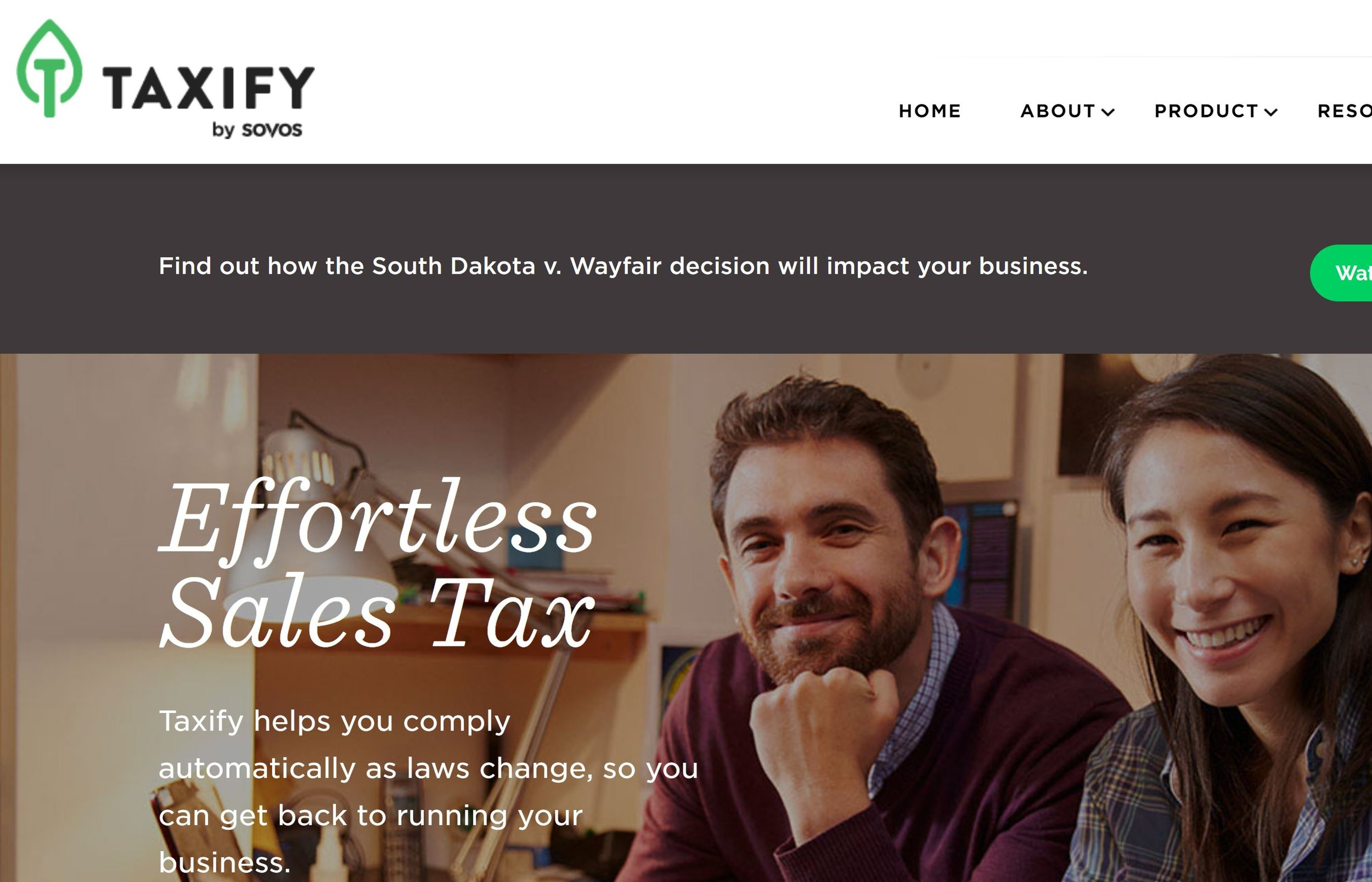 Taxify - Sales Tax Software with Automated Tax Reporting & Filing