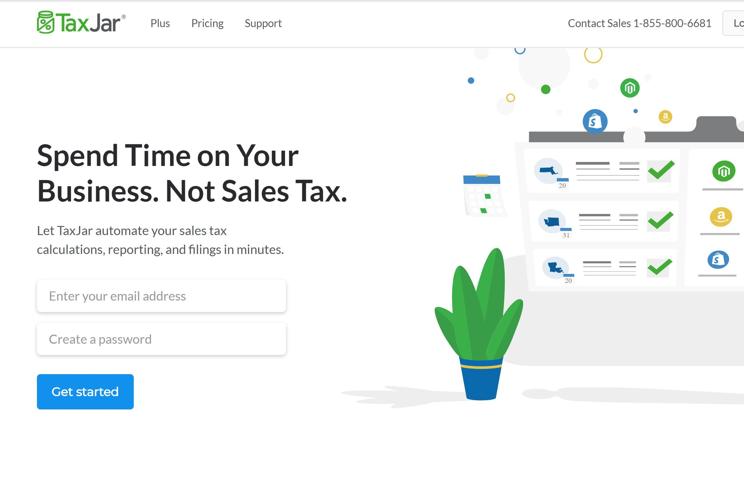 TaxJar - Automated Sales Tax Reporting & Filing
