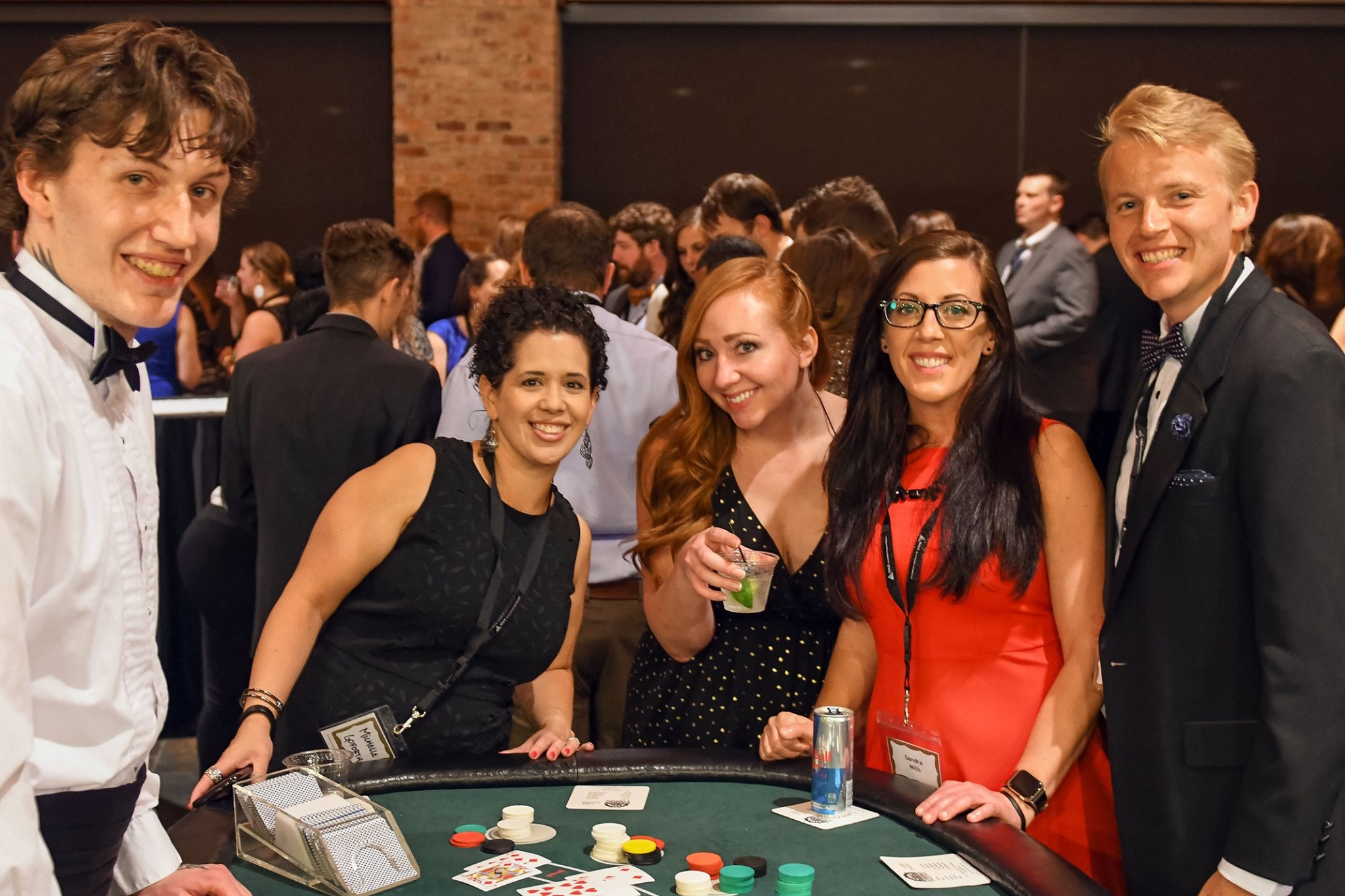 2nd Annual Young Lawyers Formal Casino Night: Casino Royale