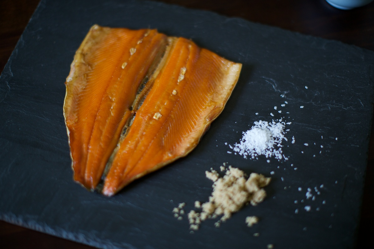 Smoked Trout Fillet - Our smoked trout fillets are gently cured and hot smoked. Rich in flavour and delicate in texture.