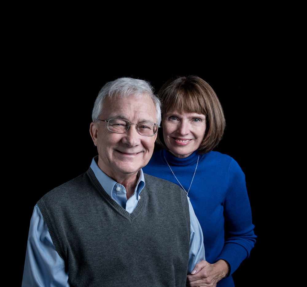 A Message From the Founders - David and Beth Grant, Co-Founders of Project Rescue