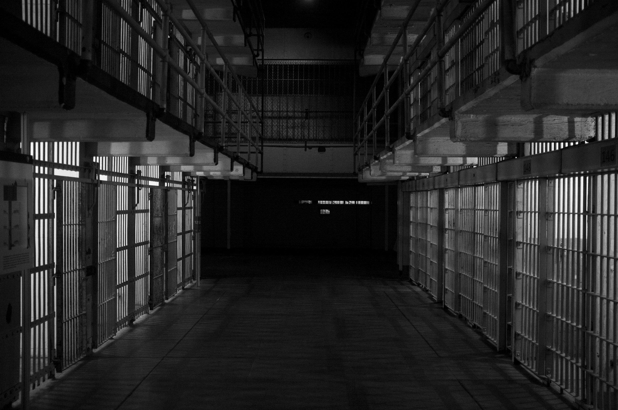 Detention Center Outreach -