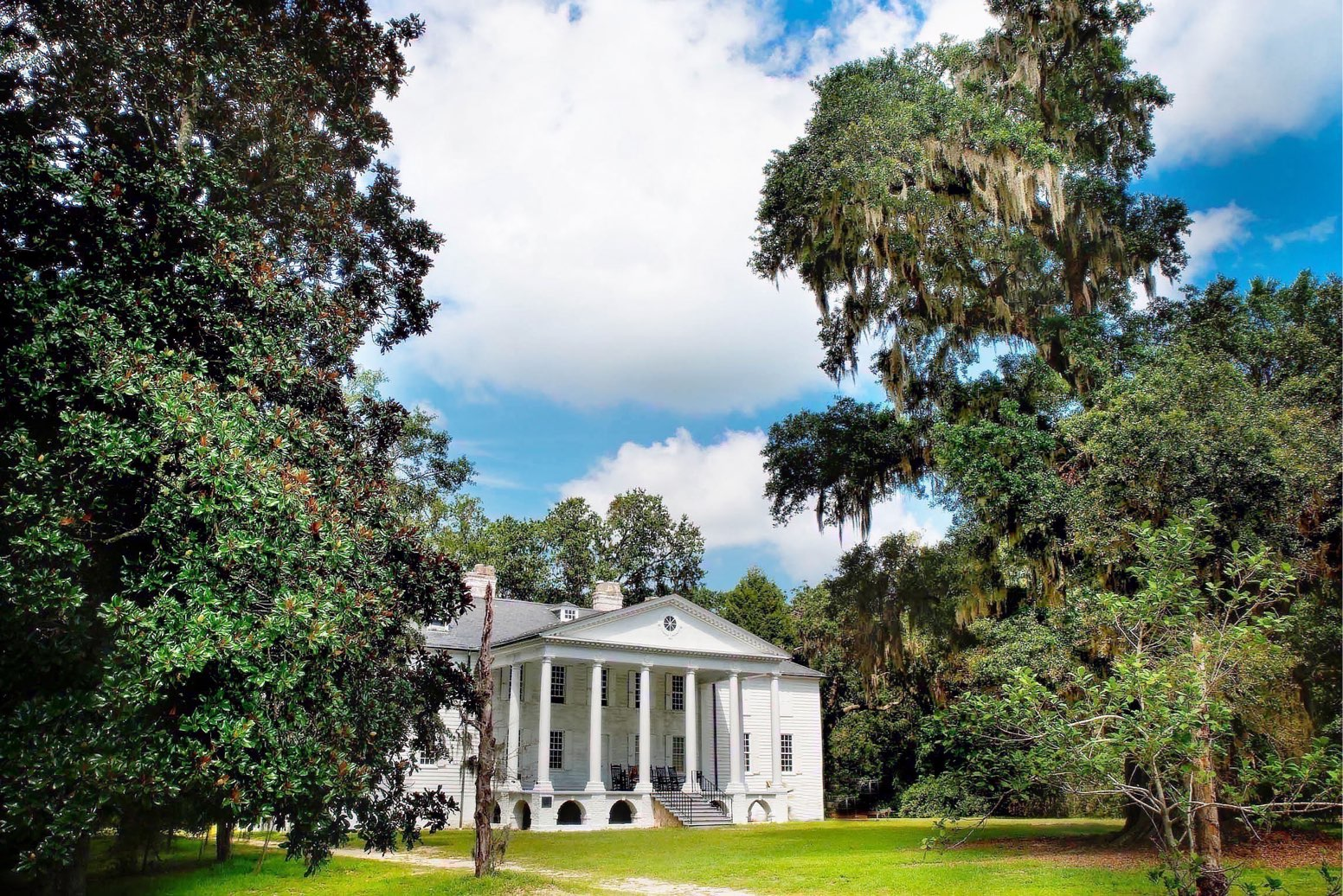 Hampton Plantation House ,  McClellanville :  ROUTE TO (RE)SETTLEMENT  Exhibiton Venue