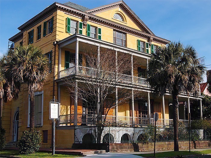 Aiken-rhett house Museum ,  mazyck-wraggoborough :  Route to (re)settlement  Exhibition Venue
