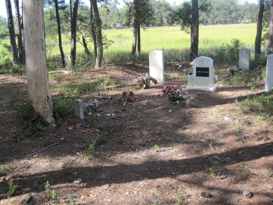 Sacred Gullah Burial Ground on Daniel Island