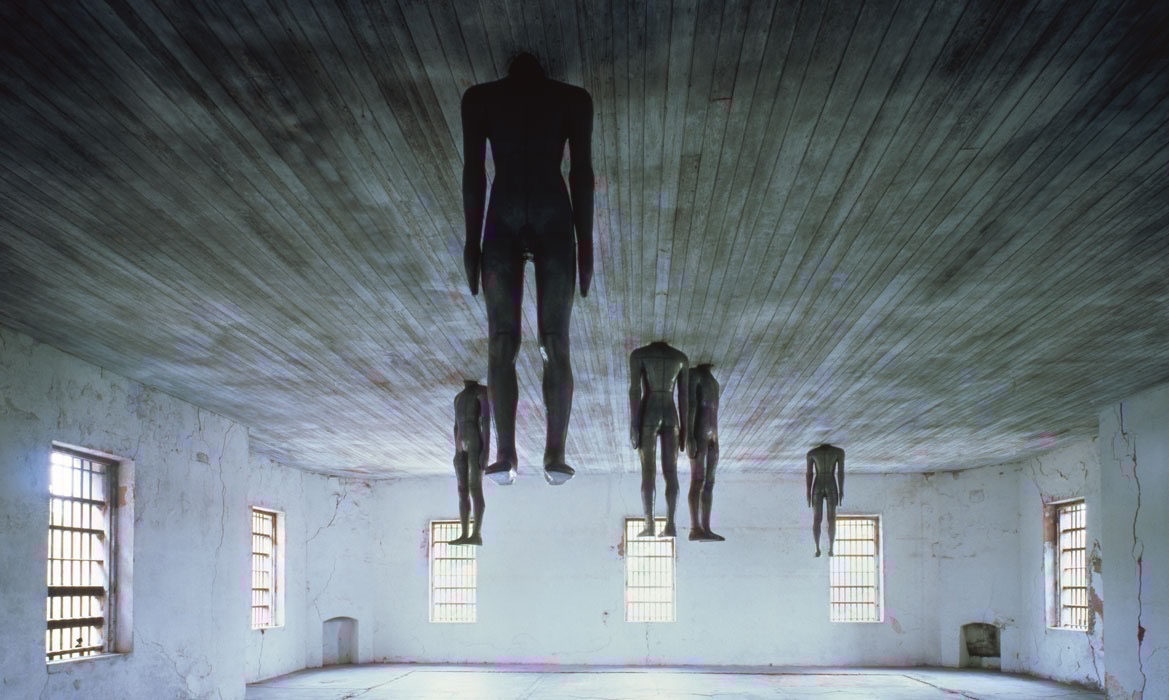 Antony Gormley,  Learning to Think , 1991
