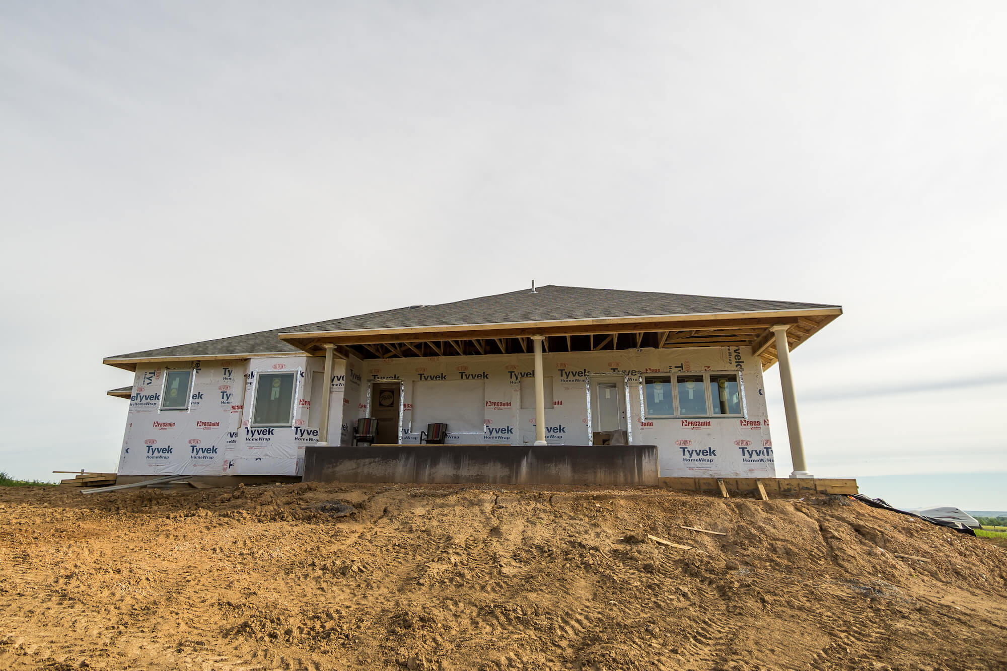New Home By Dailey Construction In Top Shelf Builders