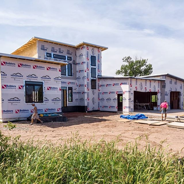 Builder Feature: Carmichael Building of Spearfish with materials by Builders FirstSource of Spearfish.  #bfsbuilt #bfsspearrfish