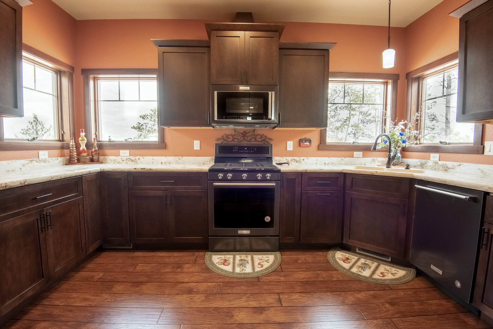 New Low Maintenance Home In Rapid City With Great City