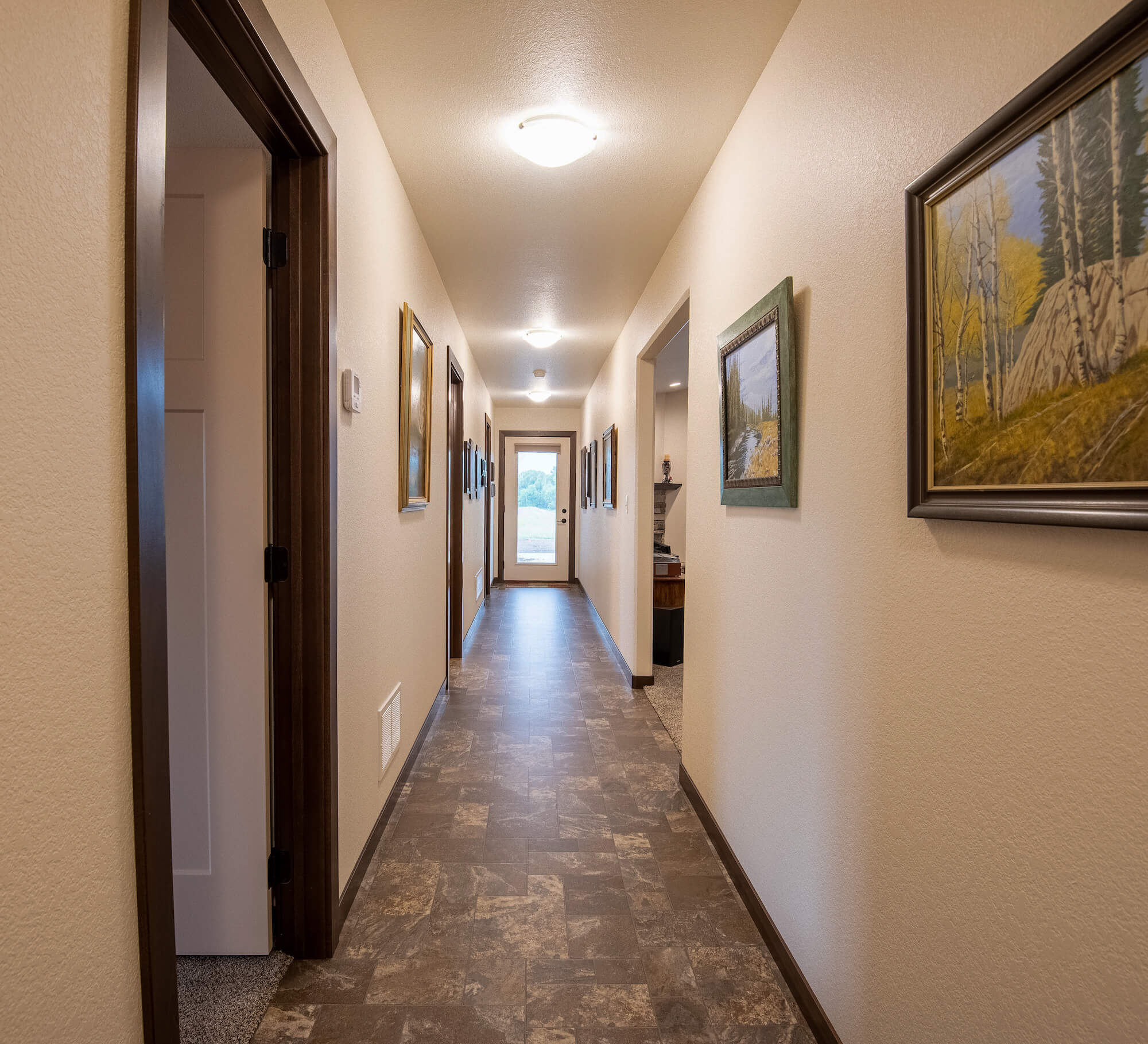 Single Level Home With Low Maintenance By Boom